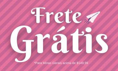 Frete gratis para Minas Gerais