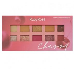 Paletas de sombras Cherry- Ruby rose