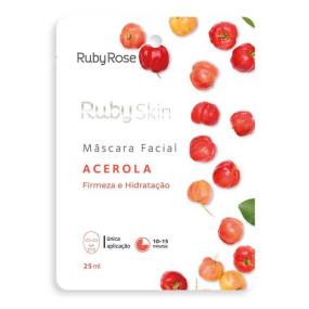Máscara facial skin - Ruby rose