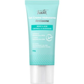 Gel Creme facial antiacne - Tracta