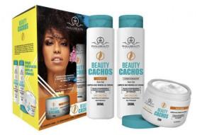 kit capilar Shampoo Máscara Condicionador Beauty Phallebeauty