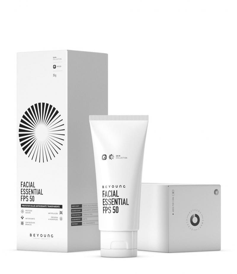 Protetor Solar - Beyoung - Facial Essential Fps 50